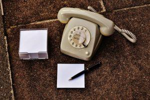 telefon oldschool